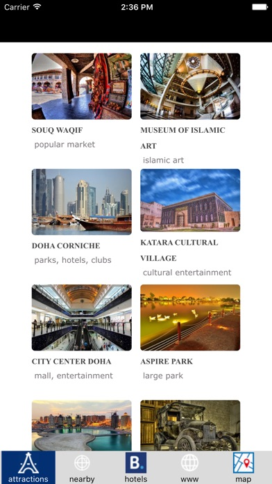 Qatar Travel Guide Tristansoft | App Price Drops