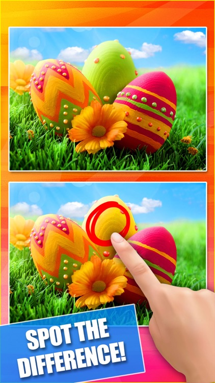 Spot the Differences! find hidden objects game