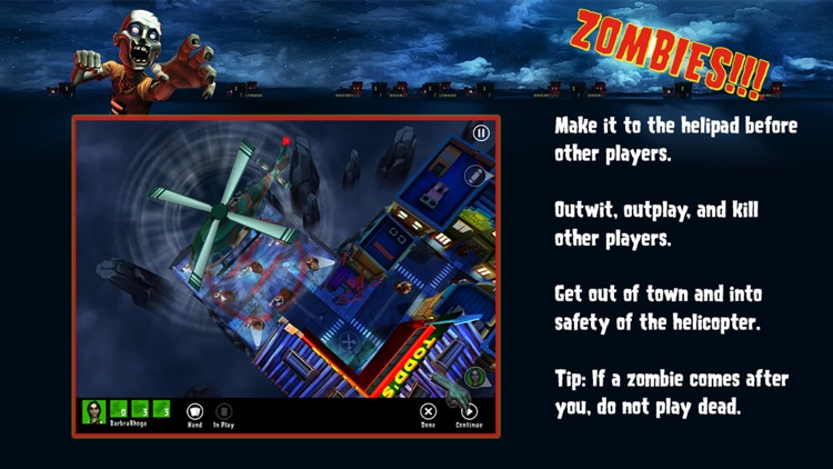 Zombies !!! ® Board Game screenshot-4