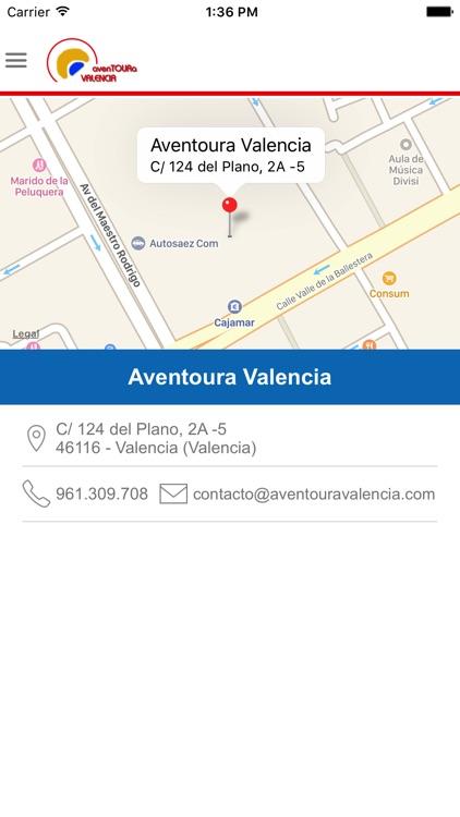 Aventoura Valencia screenshot-4