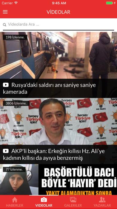 Yurt Gazetesi   Bağımsız, Halkçı, Muhalif Gazete screenshot four