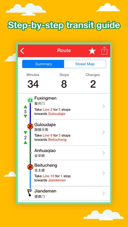 Beijing City Maps - Discover BJS with MTR & Guides