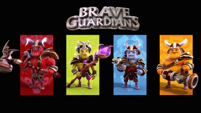 Screenshot #6 for Brave Guardians TD