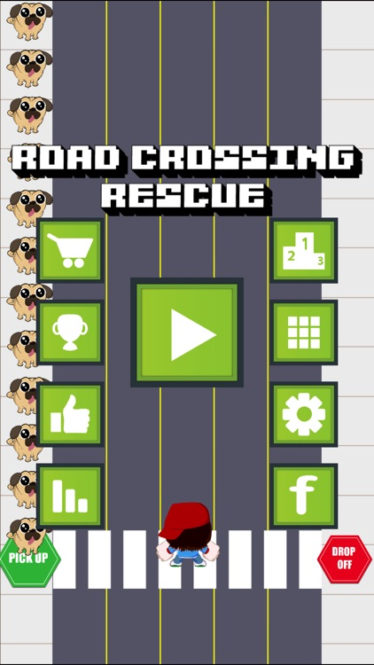 Road Crossing Rescue