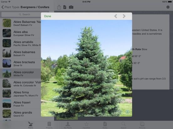 Landscaper's Companion for iPad screenshot three