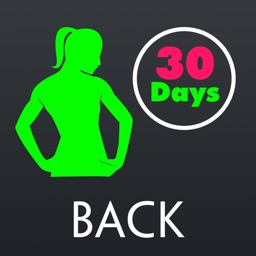 30 Day Back Fitness Challenges Pro