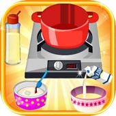 Angela Cooking Donuts - cooking Games