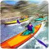 木筏皮划艇模擬器