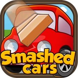 Smashed Cars