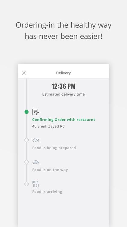 Plotos: healthy food delivery screenshot-4