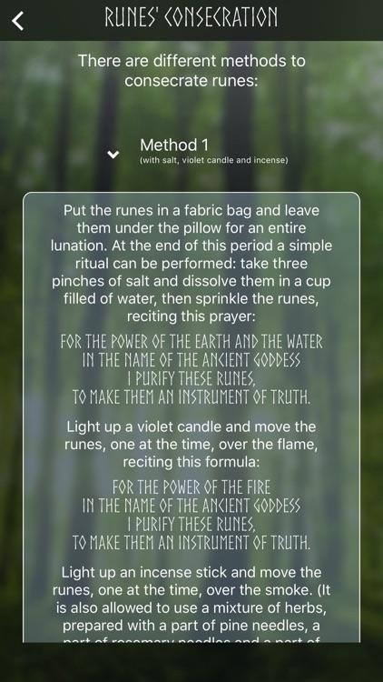 Wicca Runes screenshot-4