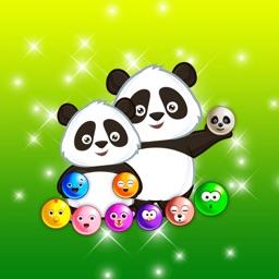 Bubble Shooter Panda - Popping Color Ball