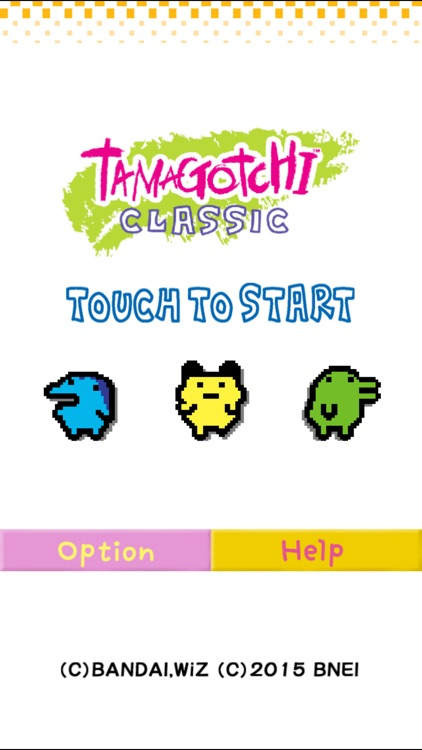 Tamagotchi Classic -Original-