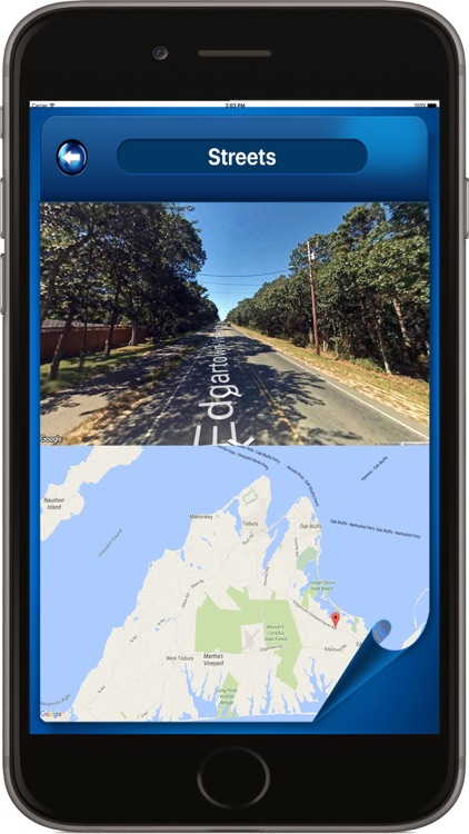 Martha's Vineyard MA - Offline Maps Navigator