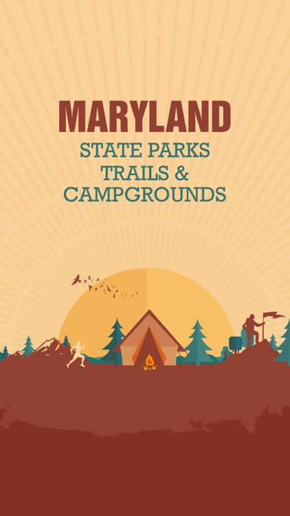 Maryland State Parks, Trails & Campgrounds