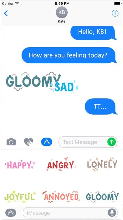 Shot On My Taste - Text Emotions 감성 취향저격 텍스트! screenshot-3