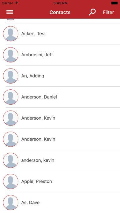 ArbiterMobile Screenshot