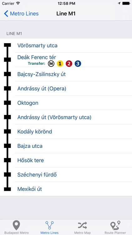 Budapest Metro - Subway screenshot-2