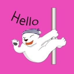 Teddy Bear - Cute Animal for iMessage