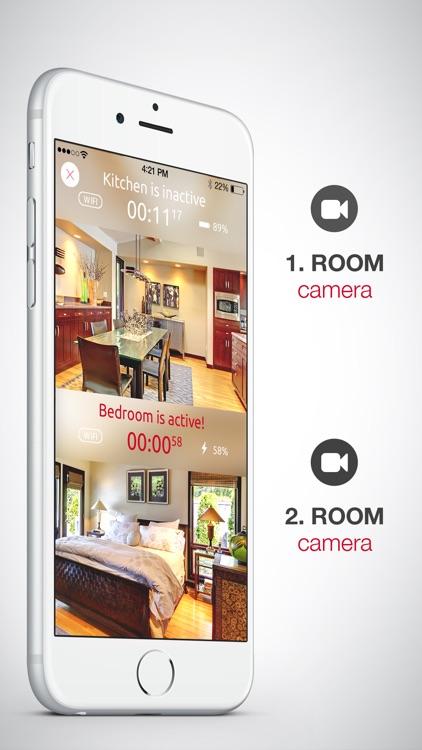 Security Camera: Surveillance Mobile Home Control screenshot-3