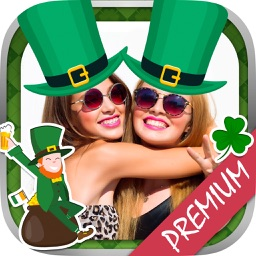St. Patrick's Day photo editor & Frames - Pro
