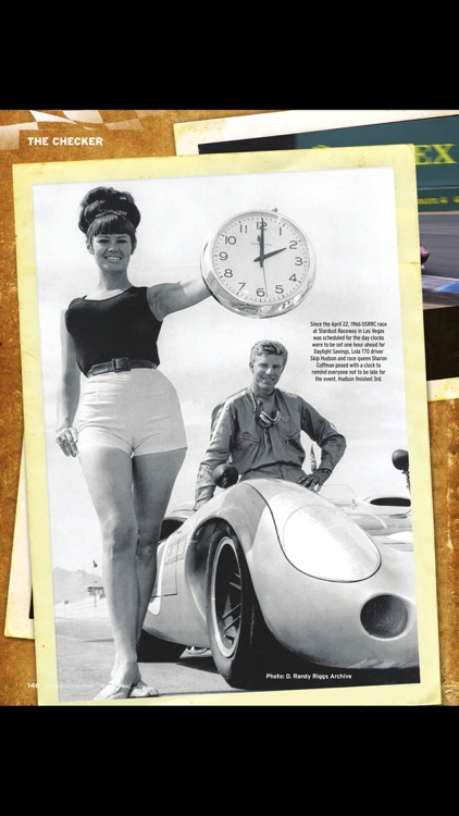 Vintage Motorsport screenshot-4