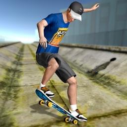 Skateboard Games Simulator 2017: Flip Stunt Master
