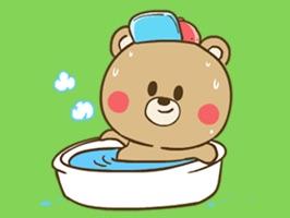 Chuppy Baby Bear