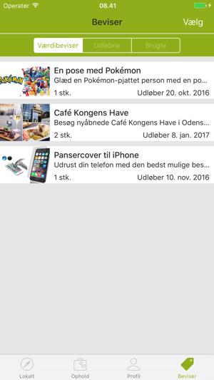 Deal Lokale Tilbud Rejser Og Ophold Su App Store