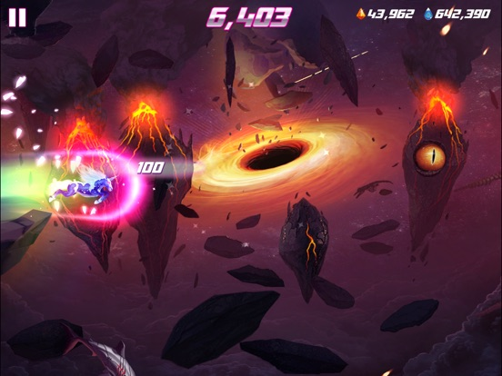 Robot Unicorn Attack 2 на iPad