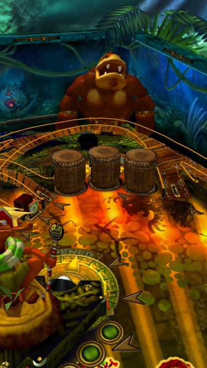 Jungle Style Pinball screenshot-4
