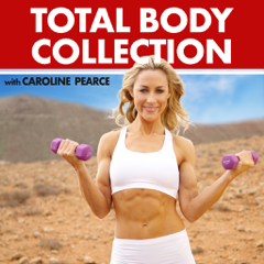 Total Body Fitness Videos with Caroline Pearce