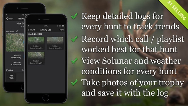 iHunt By Ruger Hunting Calls Screenshot