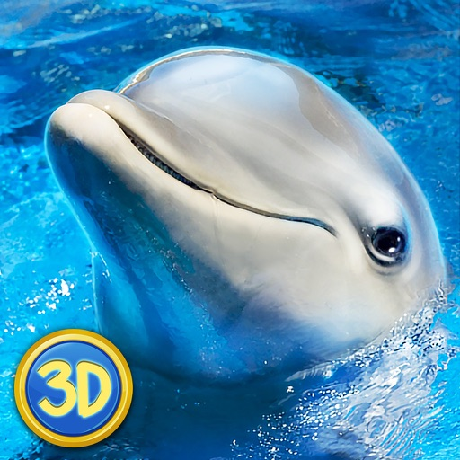 Ocean Dolphin Simulator: Animal Quest 3D Full icon