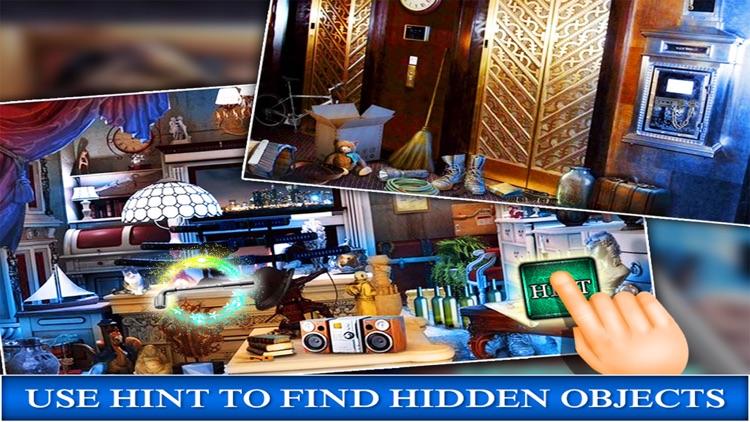 Hidden Objects: Telephone - Crime Scene