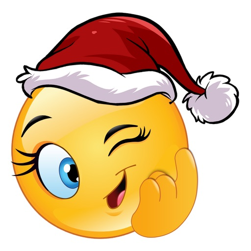 Christmas Emoji.Christmas Emoji Icons Stickers By Apeiront Solutions Private Limited