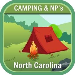 North Carolina Camping & Hiking Trails