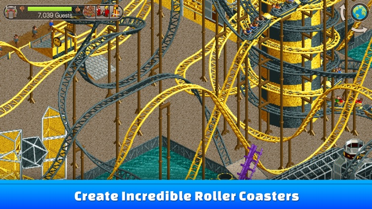RollerCoaster Tycoon® Classic screenshot-4