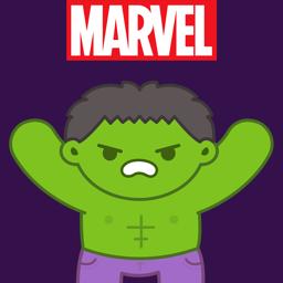 Ícone do app Marvel Stickers: Hero Mix