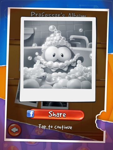 Игра Cut the Rope: Experiments HD™
