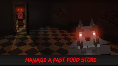 Nights at Cube Burger Bar 3D Full screenshot two