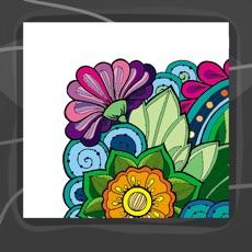 Activities of Mandala Coloring Book App