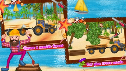 Seaside Dream House Builder screenshot two