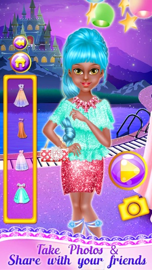 Prom Salon - Prom Dresses Dress Up Games for Girls on the App Store