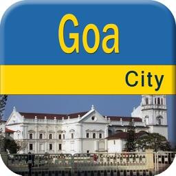 Goa Offline Map City Guide