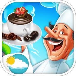 Chocolate Maker Master Chef-Kids Food Cookbook Fun