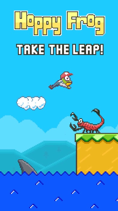 Hoppy Frog-0