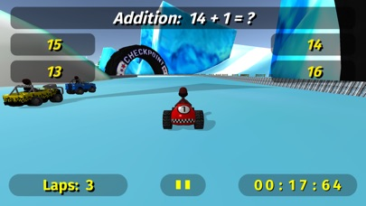 Math Racing 2 Pro Screenshots