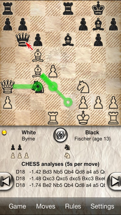 Screenshot #9 for Chess Pro - with coach
