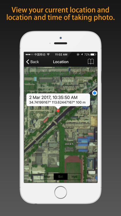 Run! Camera - measure distance and time easily screenshot-3